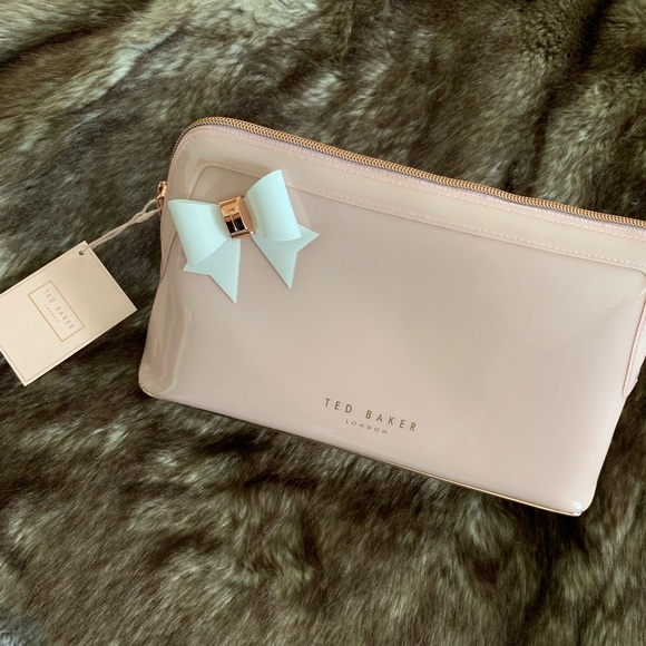 4698fbecaf Ted Baker Bags | Cosmetic Pouch | Poshmark